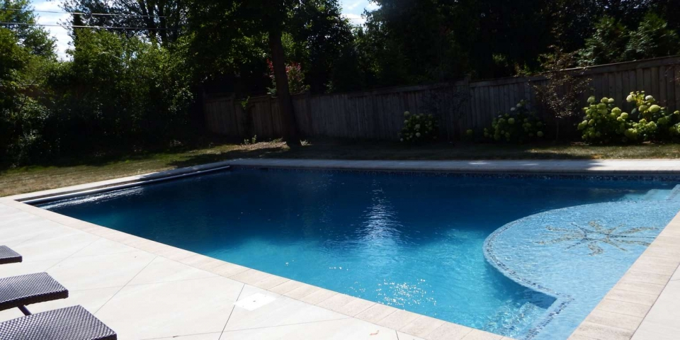 east grand rapids tile inlay pool - Outdoor Backyard Pools